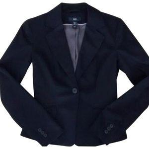 Fitted Black Blazer (H&M)